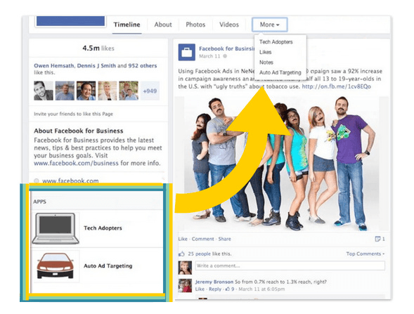 posizione-tab-app-nuovo-facebook-2014