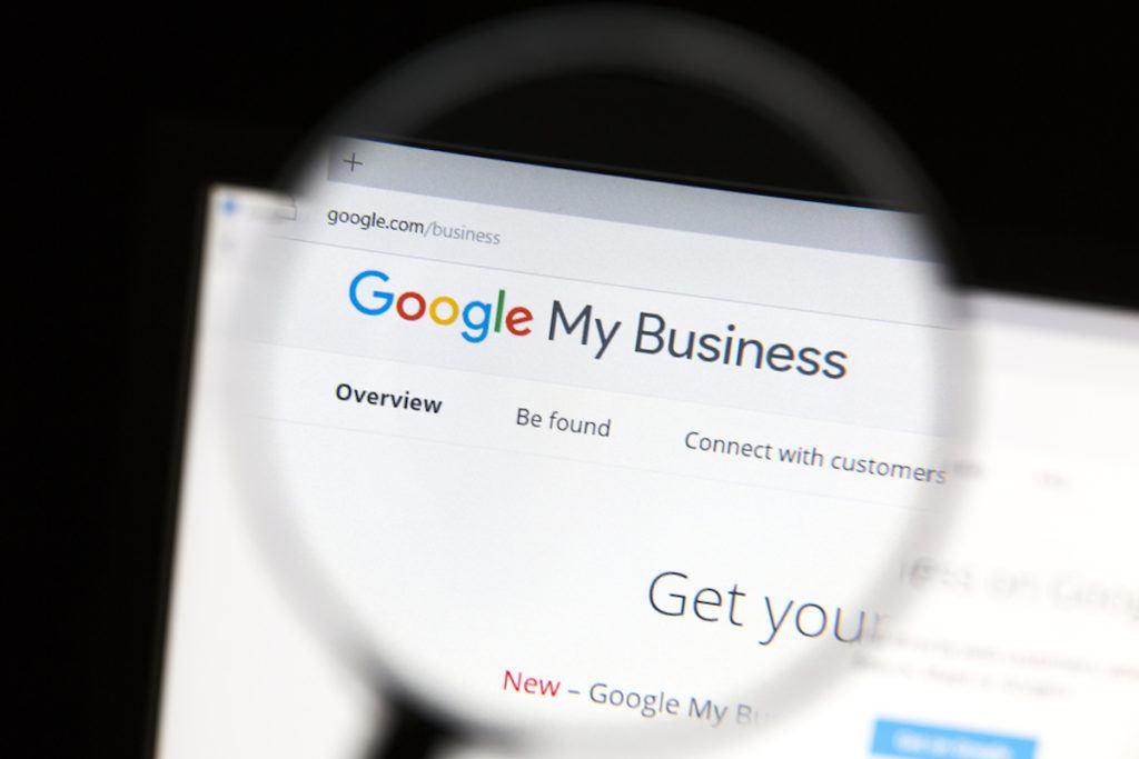 google my business novita coronavirus