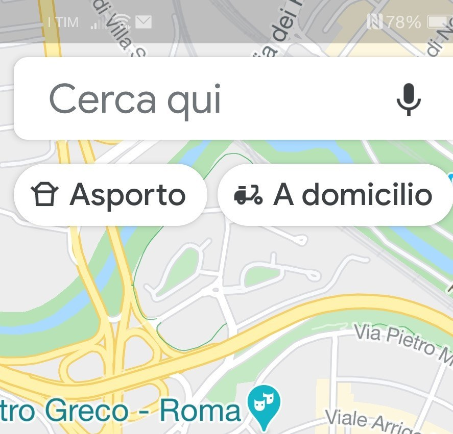 google my business novita coronavirus maps